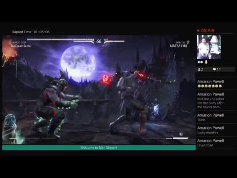 Mortal Kombat X: Spammer VS. J.A.M (1 Hour EDITION)