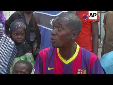 Tensions rife in Bangui ahead of Pope visit