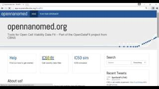 Open Cell Viability Data Fit Project Introduction