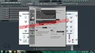 Fl studio ders 1 (audio ayarları, channels, vst seçme)