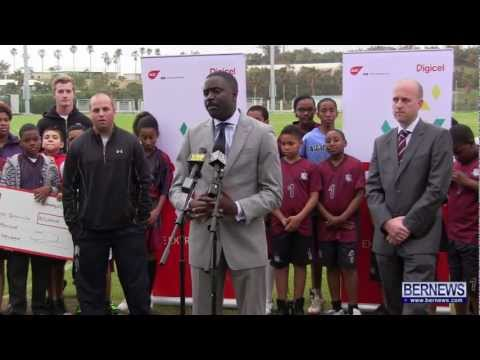 Digicel Sponsorship Of Beyond Rugby, Feb 27 2013