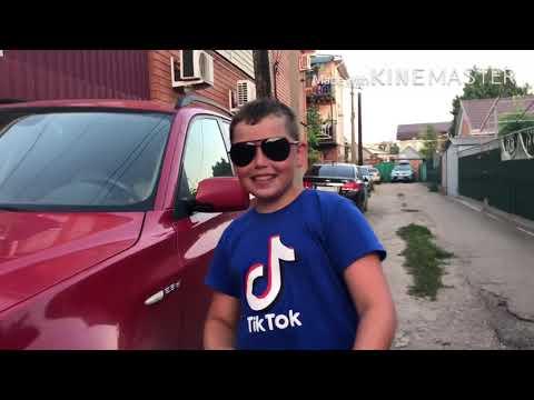 Богатые школьники  засняли клип на Cadillac Саня не Tv Feeet Его друзья-Cadillac