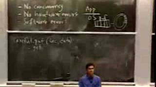 Lec 16 | MIT 6.033 Computer System Engineering, Spring 2005
