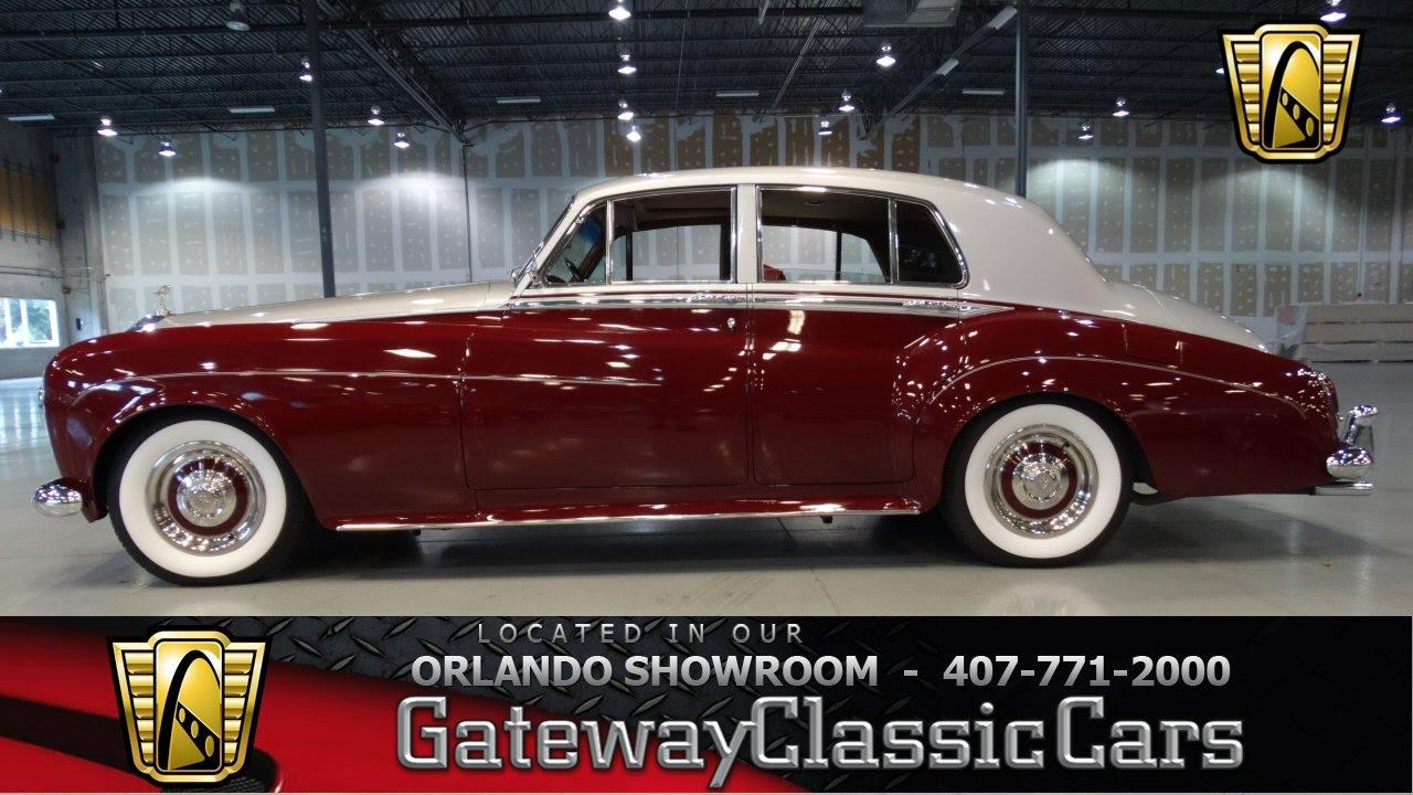 Rolls Royce Silver Cloud Iii Gateway Classic Cars Orlando