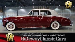 1965 Rolls Royce Silver Cloud III Gateway Classic Cars Orlando #250