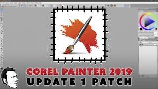 What Has Been Fixed in Corel Painter 2019 Update 1? + Windows 10 Fall Creators Update