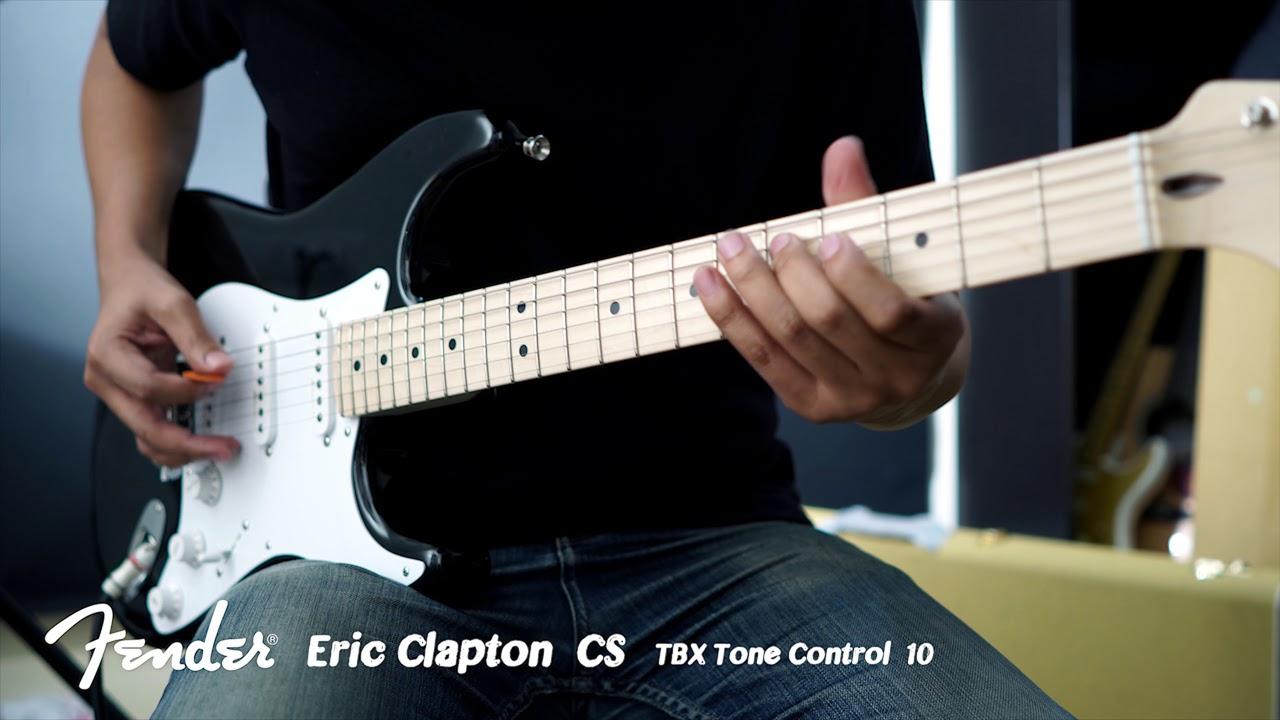 lampshade dean brown guitar riff tbx tone control 10 fender custom shop eric clapton [ 1280 x 720 Pixel ]