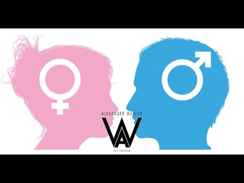 Unterschiede zwischen Männer und Frauen in der Persönlichkeitsentwicklung?   mit Lola Sparks