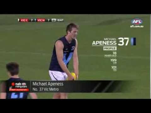 Pick 17: Michael Apeness - Highlights