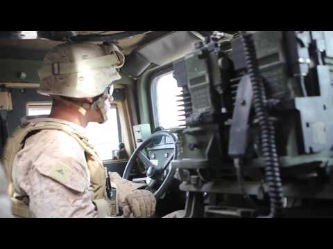Weapons Company Mounted Maneuver