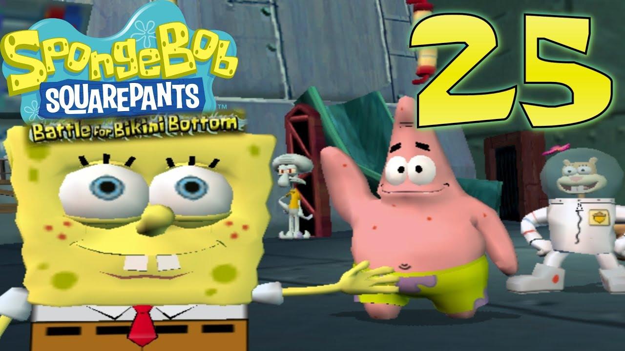 Final, Battle bikini bottom cheat ps2 spongebob squarepants phrase