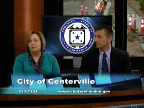 "Public Works services featured on ""Let's Talk, Centerville"""