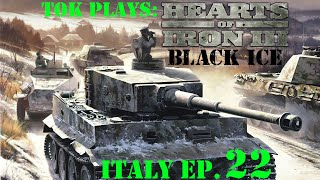 Tok plays HoI3: BlackICE - Italy ep. 22 - Pre-Fab Ship Construction