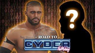 Trey Eera vs Robin Storm - Road to #CyberFaMday (WWE 2K18)