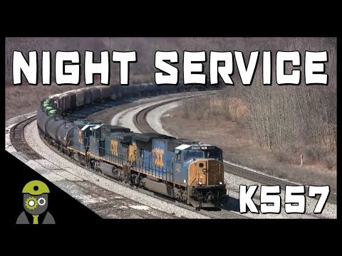 Train Sim World: CSX Heavy Haul (PC) - Night Service (K557) - GP38 2