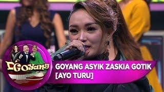 Download lagu Goyang Asyik Bersama Zaskia Gotik [AYO TURU] - D'Goyang (19/11)