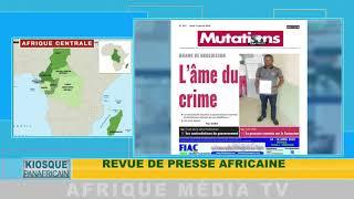 KIOSQUE PANAFRICAIN DU 16 01 2020
