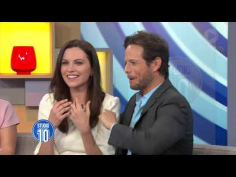 Scott Wolf and Jill Flint
