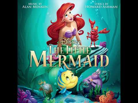 Under The Sea From The Little Mermaid Lyrics Youtube