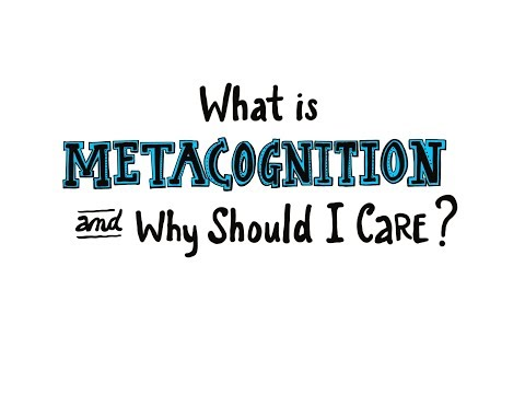 Metacognition and just how It requires Your Tween
