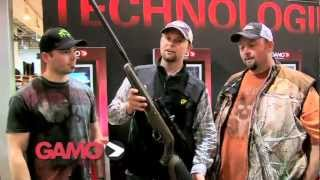 New Gamo Bone Collector Bull Whisper Air Rifle -- Described by Michael, T-Bone and Nick