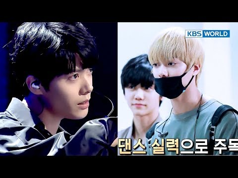 Ji Hansol from SM Rookies sets audience abuzz [The Unit/2017.12.20]