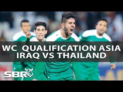 Iraq vs Thailand 11/10/16 | WC Qualifiers Asia | Predictions