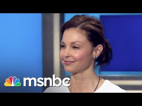 Ashley Judd Is Pressing Charges | msnbc