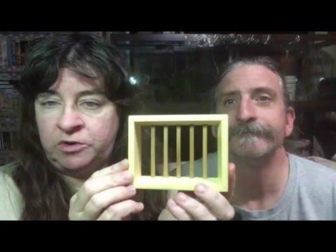 JustNile Wooden Soap Dish Holder Tray Review 4K
