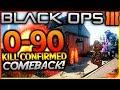BLACK OPS 3 0 90 KILL CONFIRMED COMEBACK WIN Team Challenge 41 EPIC CLUTCH WIN mp3