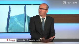 Euro - dollar : à quand la parité ?