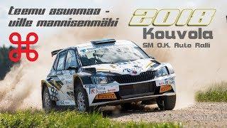 Asunmaa Racing SM O.K. Auto -Ralli Kouvola 2018
