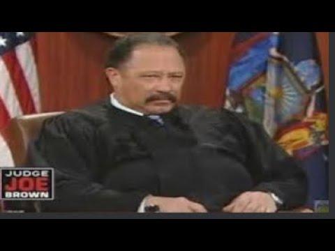 Judge Joe Brown Unfiltered