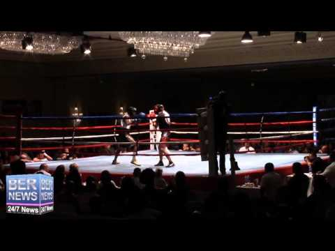 Andre Lambe vs Shane Mello Boxing Match, November 7 2015