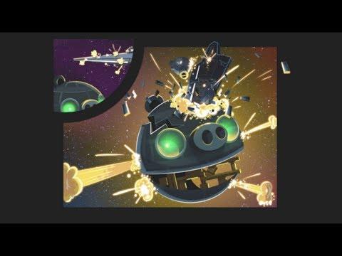 ВТОРАЯ ЗВЕЗДА СМЕРТИ УНИЧТОЖЕНА!!!\\Angry Birds Star Wars#11