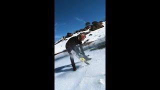 Snow Action!