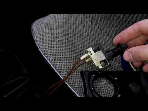 Сгорел Реостат на Ваз 2114 1.5 16кл. Часть 2  Не работает подсветка приборной панели.