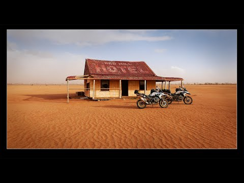 7 Day Adventure bike ride from Sydney to Broken Hill