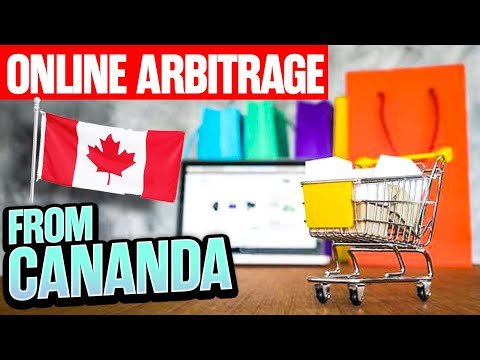 How to do Online Arbitrage from Canada Using PREP CENTERS [That Know You're Doing Arbitrage]