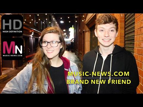 Brand New Friend I Interview I Music-News.com