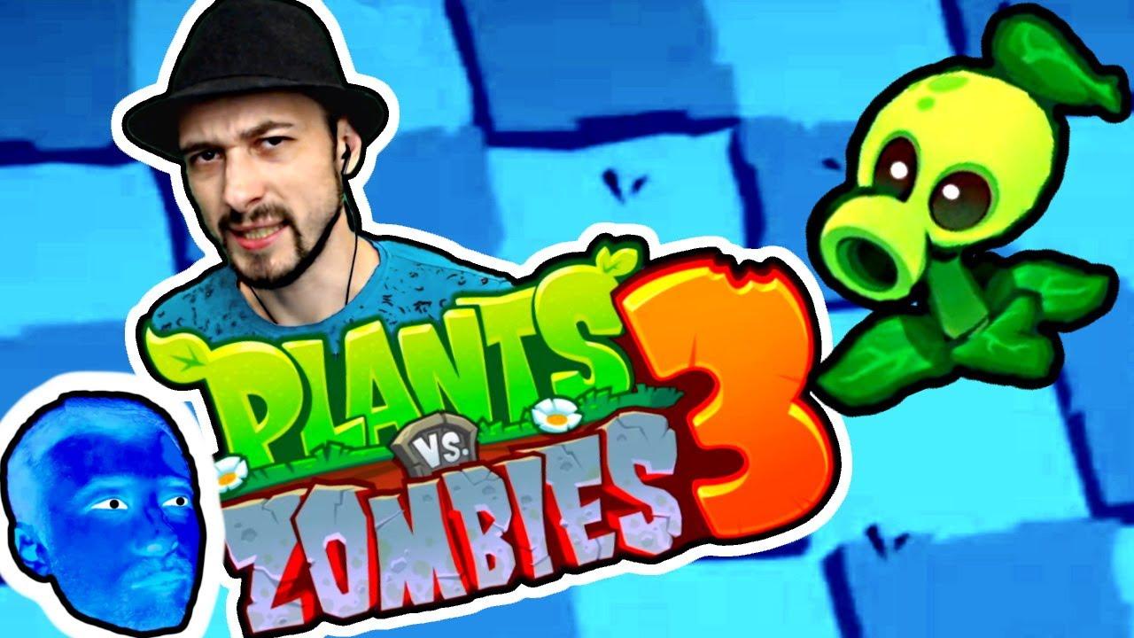 ПРоХоДиМеЦ и PVZ 3 - первые Впечатления от Игры! - Игра Растения против Зомби 3