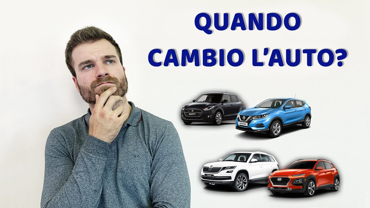 5 CONSIGLI SU QUANDO CAMBIARE L'AUTO da LUPI AUTO - YouTube