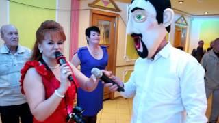 Лепс и Михайлов на Свадьбе Ольги Стриж