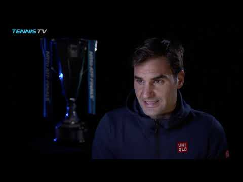 Federer Discusses Possibility Of 100th Title, Form Heading Into Nitto ATP Finals 2018