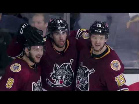 Game Highlights Central Division Semifinals Game 4 April 25 vs. Charlotte Checkers
