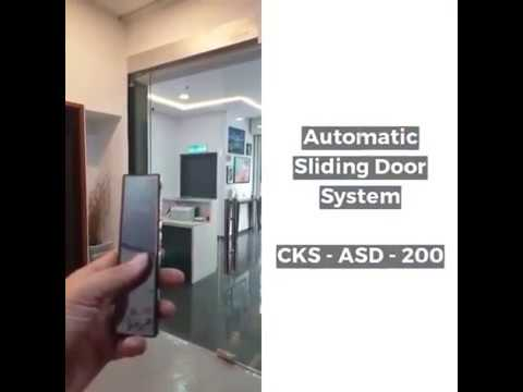 CKS ASD200 Automatic Sliding Door System