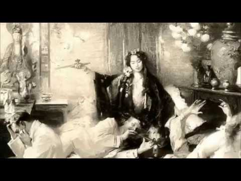 Opium Dens Then and Now