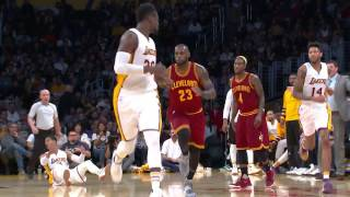LeBron James Reminds Us Why They Call Him The KING | March 19, 2017
