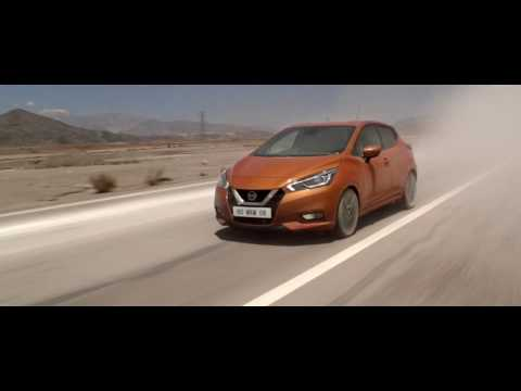 The All-New Nissan Micra: Meet the Accomplice