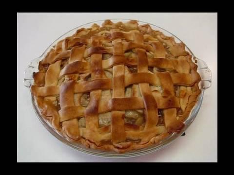 Betty's Homemade Apple Pie